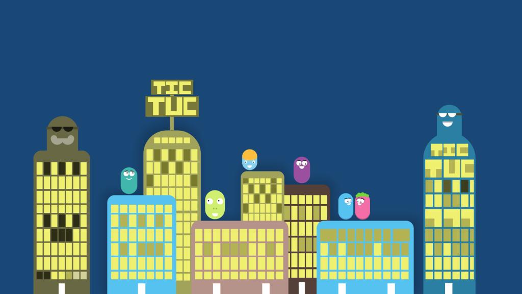 tictuc graphic design