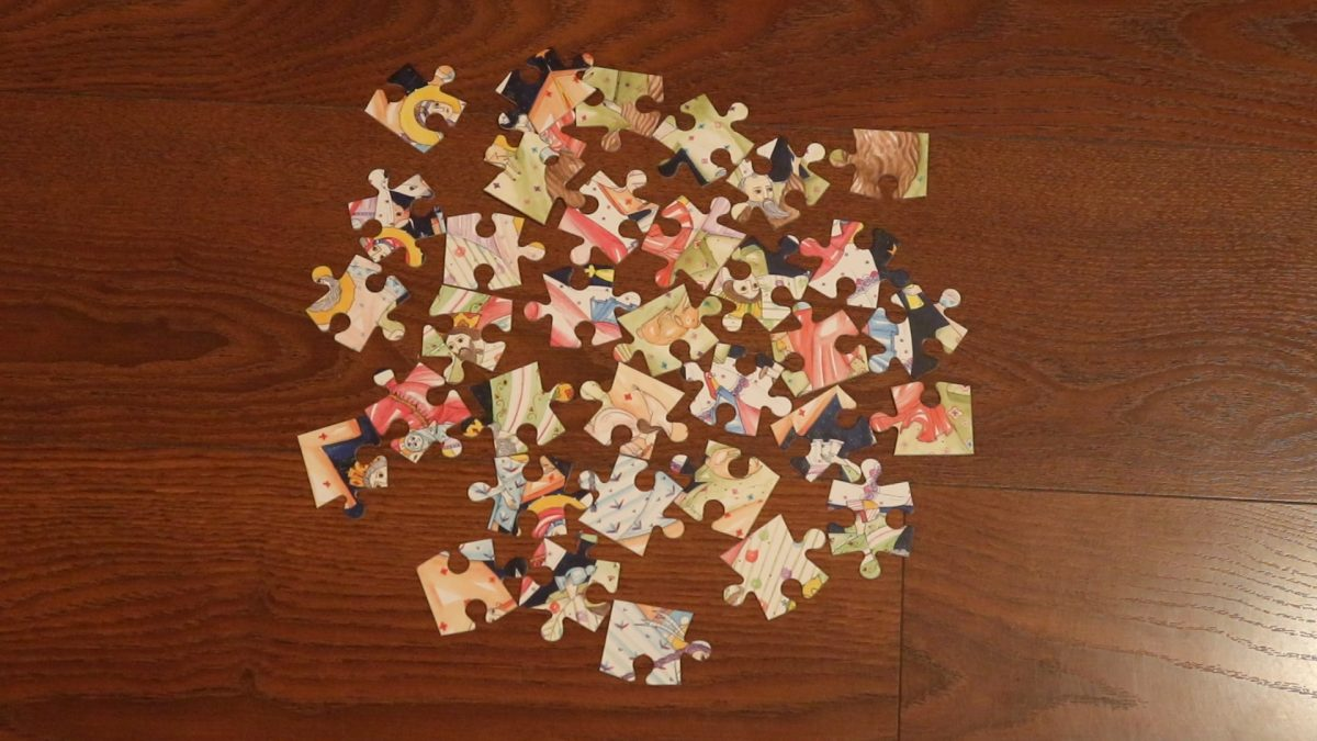 Casual Jigsaw Puzzles for Kids