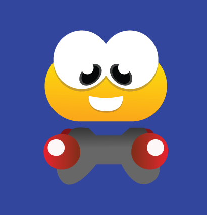 Simple Game Logo